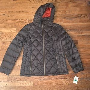 NWT Lucky Brand Packable Down Coat